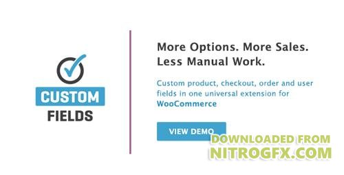 CodeCanyon - WooCommerce Custom Fields v2.2.3 - 11332742