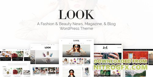 ThemeForest - Look v1.0 - A Fashion & Beauty News, Magazine & Blog WordPress Theme - 18769520