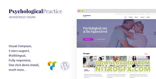 ThemeForest - Psychology v1.7 - WordPress theme for Psychological Practice, Psychologist and Psychiatrist - 16984652