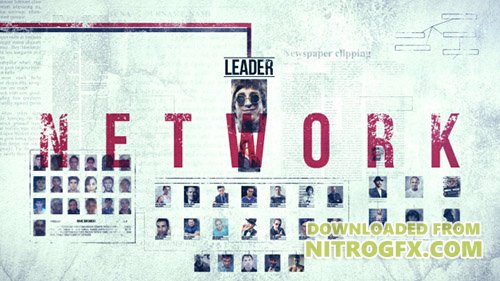 Production Documentary Reel | Network - Project for After Effects (Videohive)