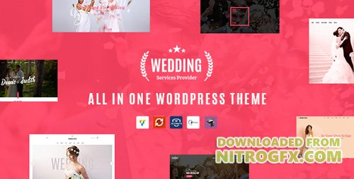 ThemeForest - Wedding v1.3 - All in One WordPress Theme - 20025561