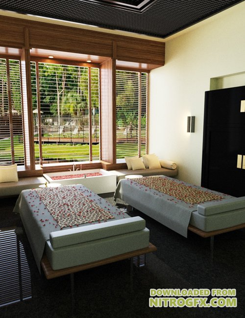 Spa and Massage Room
