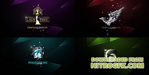 Elegant Glossy Logo - Project for After Effects (Videohive)