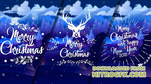 Winter Opener New Project - Project for After Effects (Videohive)