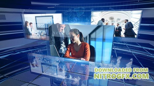 Corporate Displays 12535330 - Project for After Effects (Videohive)