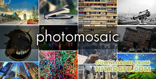 CodeCanyon - PhotoMosaic for WordPress v2.15.8 - 243422