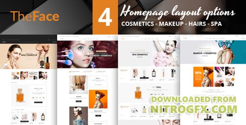 ThemeForest - TheFace v1.0 - Responsive Opencart Theme (Update: 22 November 17) - 20449675