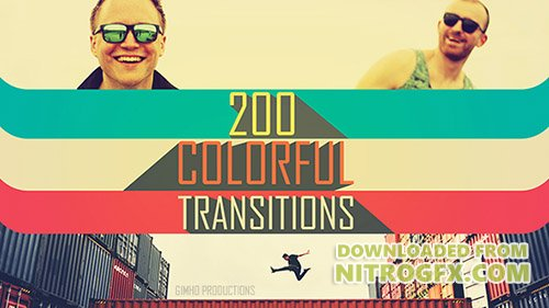 Transitions 20059560 - Project for After Effects (Videohive)
