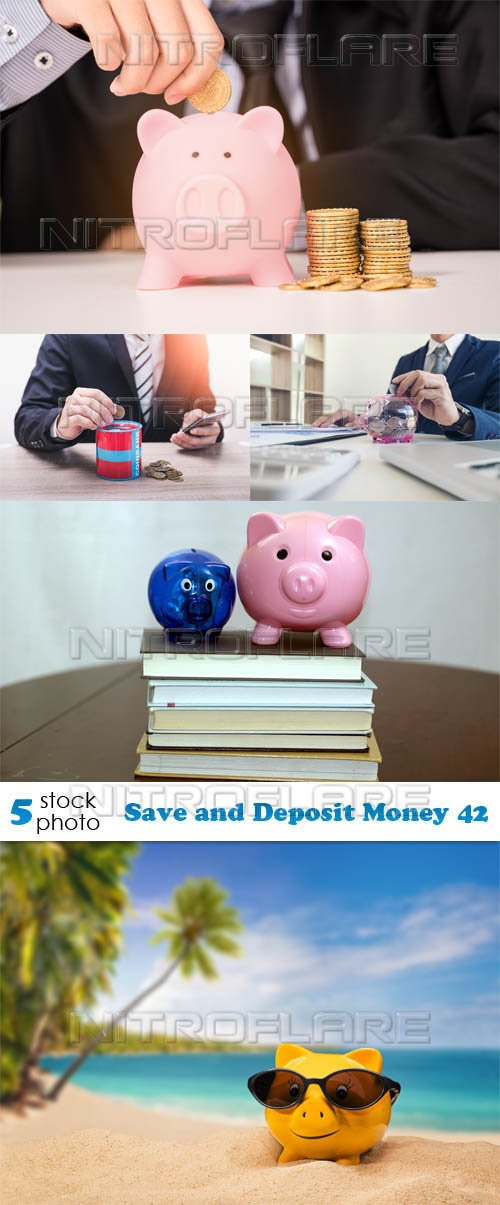 Photos - Save and Deposit Money 42