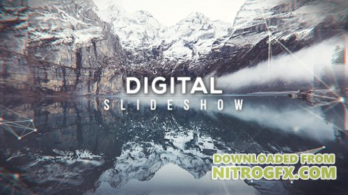 Digital Slides 20816411 - Project for After Effects (Videohive)