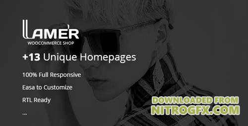 ThemeForest - Lamer Fashion v1.5 - WooCommerce WordPress Theme - 20018054