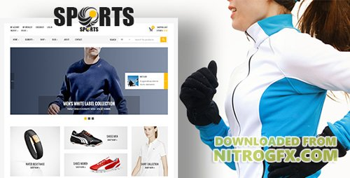 ThemeForest - Sport Shop v1.6 - Sporting Club RTL WooCommerce Theme - 20417811