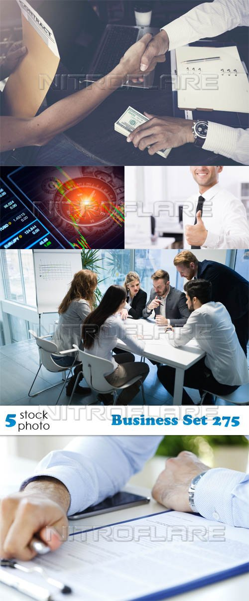 Photos - Business Set 275