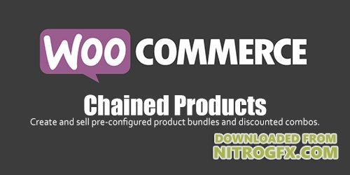 WooCommerce - Chained Products v2.5.7