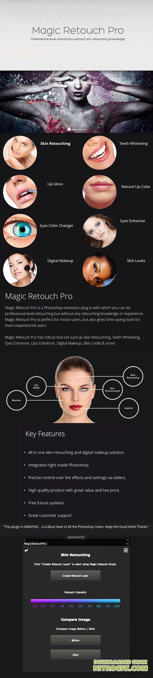 MAGIC RETOUCH PRO 4 2 PLUGIN FOR PHOTOSHOP (WIN/MAC) - Heroturko