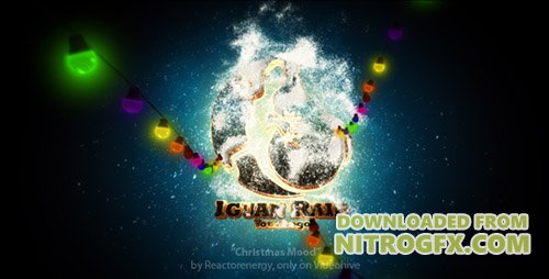 Christmas Mood - Project for After Effects (Videohive)