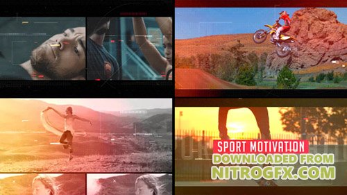 Sport Motivation 20529404 - Project for After Effects (Videohive)