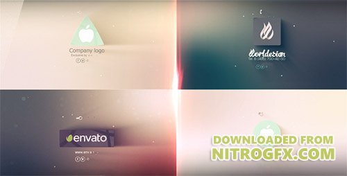 Corporate Logo 21047429 - Project for After Effects (Videohive)