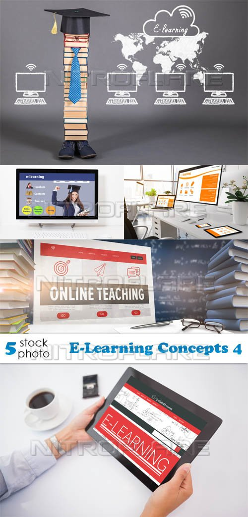 Photos - E-Learning Concepts 4