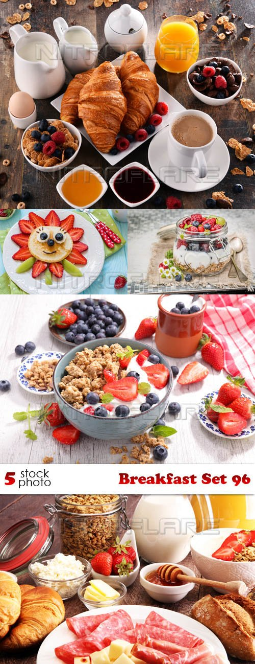 Photos - Breakfast Set 96