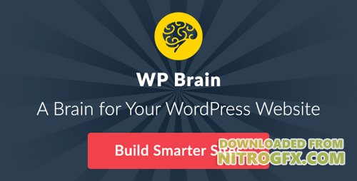 CodeCanyon - WP Brain v1.2.0 - A Brain for Your WordPress WebSite - 20101086