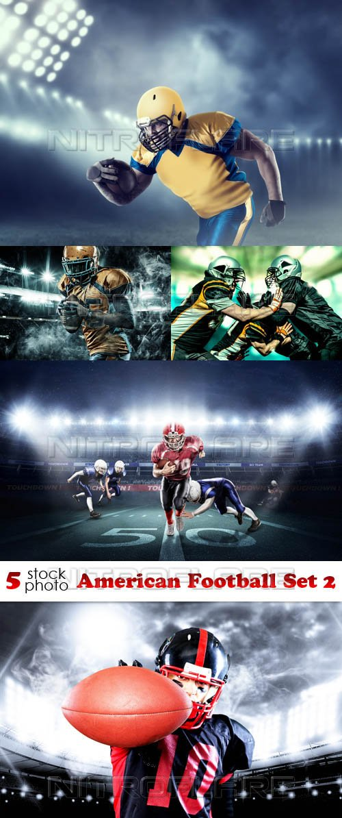 Photos - American Football Set 2