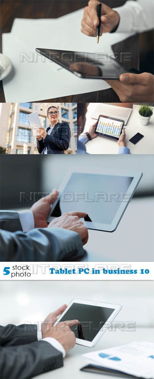 Photos - Tablet PC in business 10