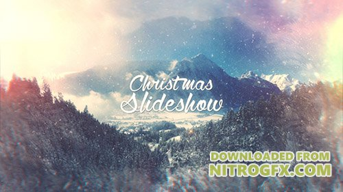 Christmas Slideshow 21033727 - Project for After Effects (Videohive)