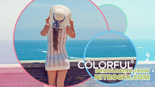 Colorful Opener 20676017 - Project for After Effects (Videohive)