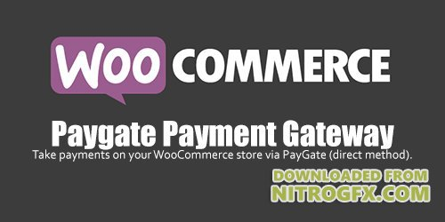 WooCommerce - Paygate Payment Gateway v1.3.2