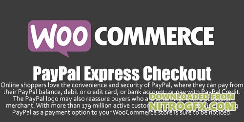 WooCommerce - PayPal Express Checkout v1.5.0