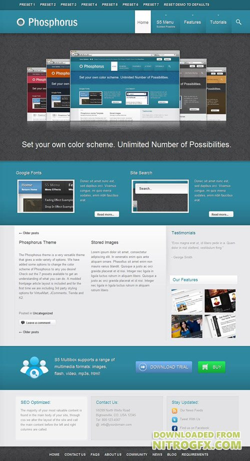 Shape5 - Phosphorus v1.0 - WordPress Theme