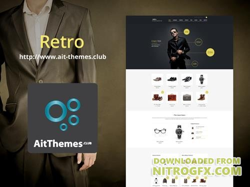Ait-Themes - Retro v1.94 - Niche eCommerce WordPress Theme