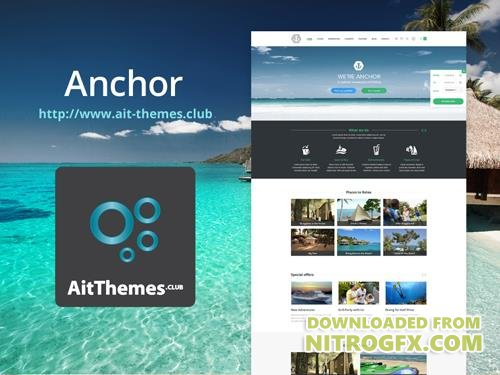 Ait-Themes - Anchor v1.95 - WordPress Theme For CampSites
