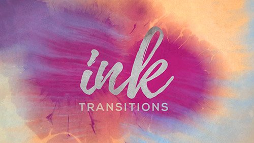 Ink Transitions 18015094 - Project for After Effects (Videohive)