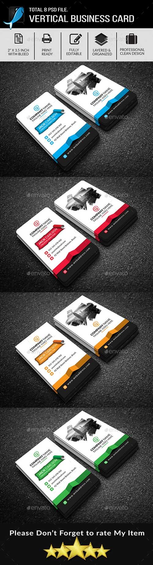 GraphicRiver - Business Card 21144711