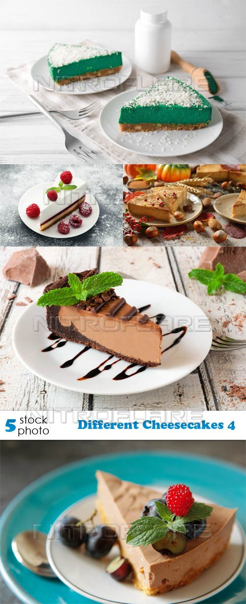 Photos - Different Cheesecakes 4