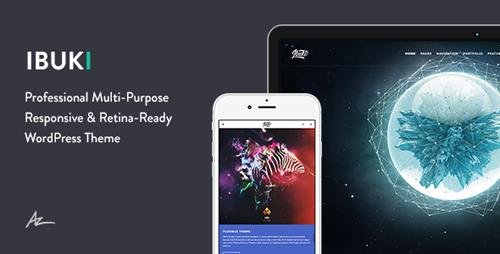 ThemeForest - Ibuki v3.3.8.4 - Creative Multi-Purpose & Shop Theme - 8179978