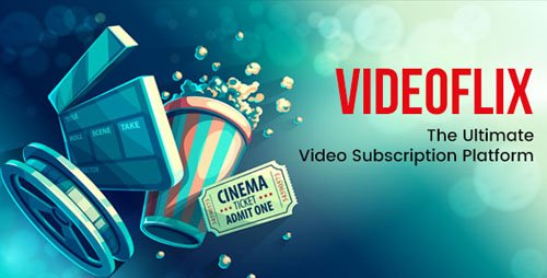 CodeCanyon - Videoflix v1.1 - Tv Series Movie Subscription Portal Cms - 20839016