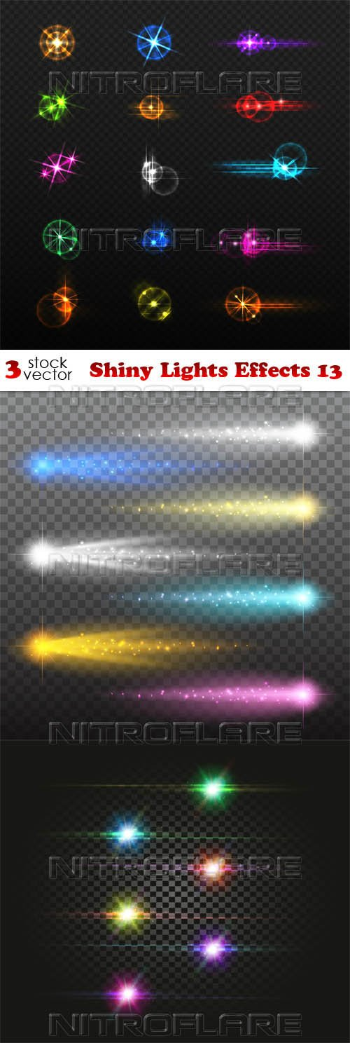Vectors - Shiny Lights Effects 13