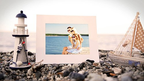 Summer Photo Gallery - After Effects Templates