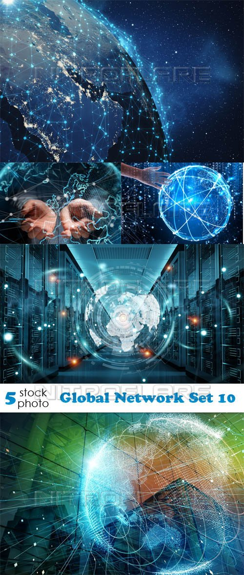Photos - Global Network Set 10