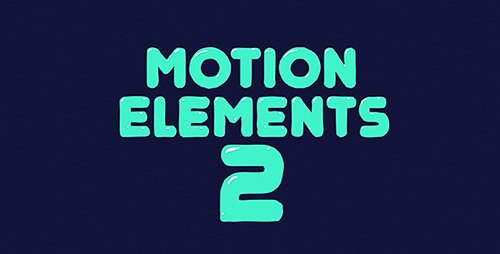 Motion Elements 2 - Project for After Effects (Videohive)