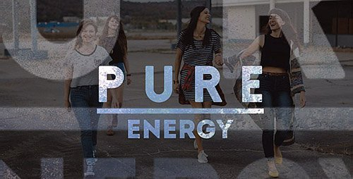 Power 15968660 - Project for After Effects (Videohive)