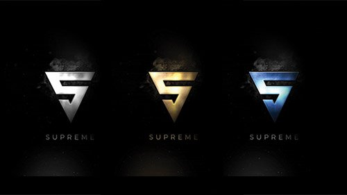 SUPREME 20952686 - Project for After Effects (Videohive)