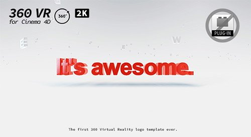 360 VR for Cinema 4D Templates & ae (Videohive)