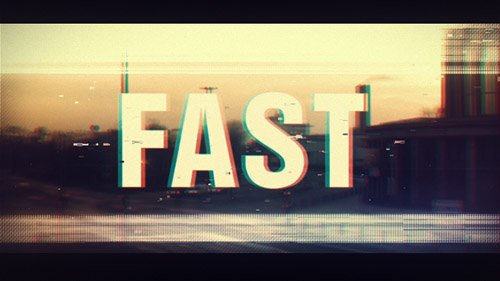 Fast Intro 20397719 - Project for After Effects (Videohive)