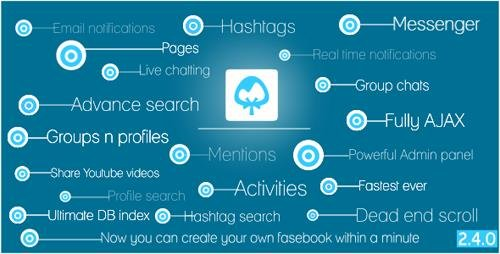 CodeCanyon - Breeze v2.4.0 - Giant Social Network Platform - 20045878