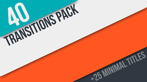 Transitions 20546823 - Project for After Effects (Videohive)