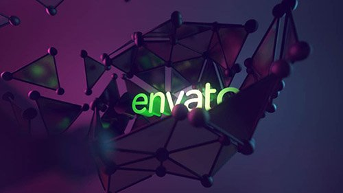 Rotating Platonic Form - Project for After Effects & Cinema 4D Templates (Videohive)
